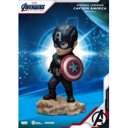 Avengers: Endgame Mini Egg Attack Figure Captain America 7 cm