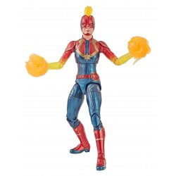 Captain Marvel Marvel Legends Series Action Figure 2019 Captain Marvel (Binary Form) 15 cm