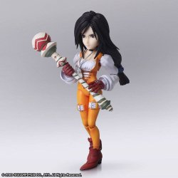 Final Fantasy IX Bring Arts Action Figures Zidane Tribal & Garnet Til Alexandros XVII 12 - 17 cm