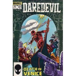 Daredevil 211 (1st Series)
