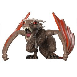 Game of Thrones Action Vinyl Figure Drogon (Dragon) 8 cm