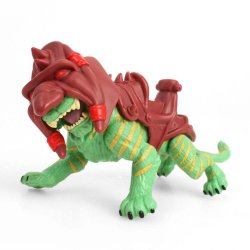 Masters of the Universe Action Vinyl Figure Battle Cat 8 cm