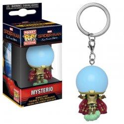 Spider-Man: Far From Home Pocket POP! Vinyl Keychain Mysterio 4 cm