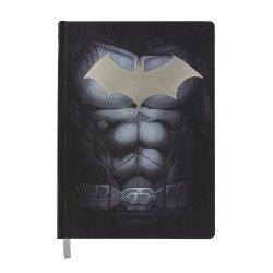 DC Comics Notebook Batman Metal Logo