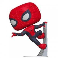 Spider-Man: Far From Home POP! Movies Vinyl Figure Spider-Man (Upgraded Suit) 9 cm
