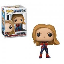 Avengers Endgame POP! Movies Vinyl Figure Captain Marvel 9 cm
