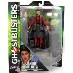 Action Figures - Ghostbusters Select - Janine -
