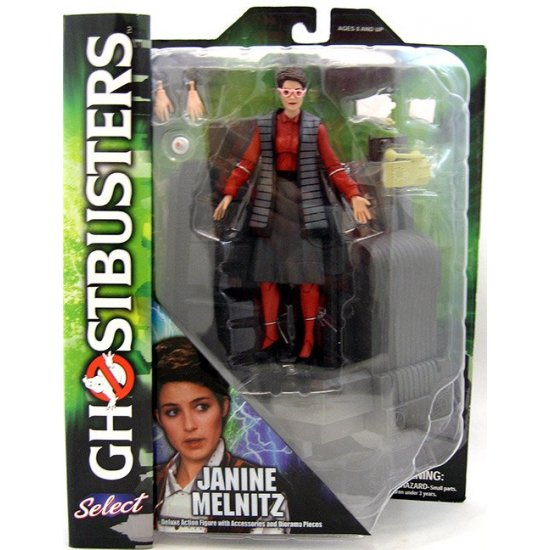Ghostbusters Select - Janine