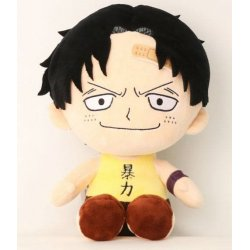 One Piece Plush Figure Ace 25 cm