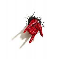 Ultimate Spider-Man 3D LED Light Spider-Man Hand