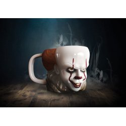 Stephen Kings It 2017 3D Mug Shaped Pennywise