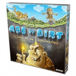 Age of Dirt: A Game of Uncivilization Board Game *English Version*