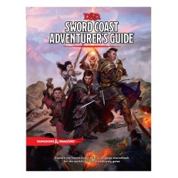 Dungeons & Dragons RPG Sword Coast Adventurer's Guide english