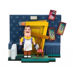 Hello Neighbor Small Construction Set Basement Door