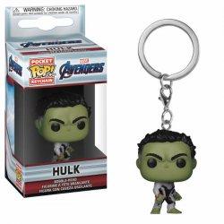 Avengers Endgame Pocket POP! Vinyl Keychain Hulk 4 cm