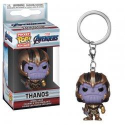 Avengers Endgame Pocket POP! Vinyl Keychain Thanos 4 cm