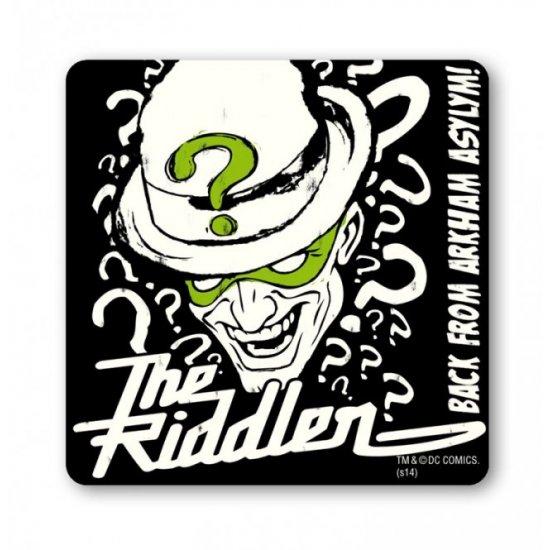 Onderzetter: The Riddler
