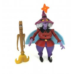 Masters of the Universe Classics - Madame Razz (& Broom)