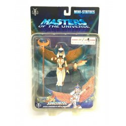 Masters of the Universe Mini-Statue - Sorceress (Classic Colors) (AFX Exclusive)