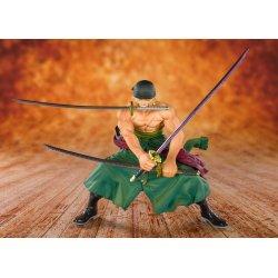 One Piece FiguartsZERO PVC Statue Pirate Hunter Zoro 11 cm