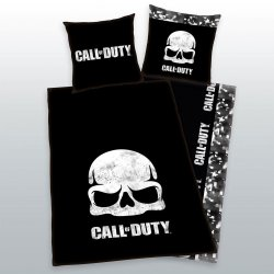 Call of Duty Duvet Set Skull 135 x 200 cm / 80 x 80 cm