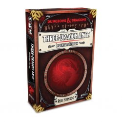 Three-Dragon Ante: Legendary Edition Card Game *English Version*