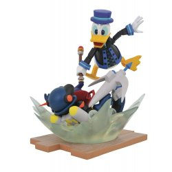 Kingdom Hearts 3 Gallery PVC Statue Toy Story Donald Duck 20 cm