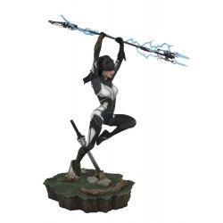 Avengers: Infinity War Marvel Movie Gallery PVC Statue Proxima Midnight 28 cm