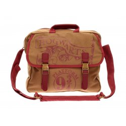 Harry Potter Canvas Bag Platform 9 3/4