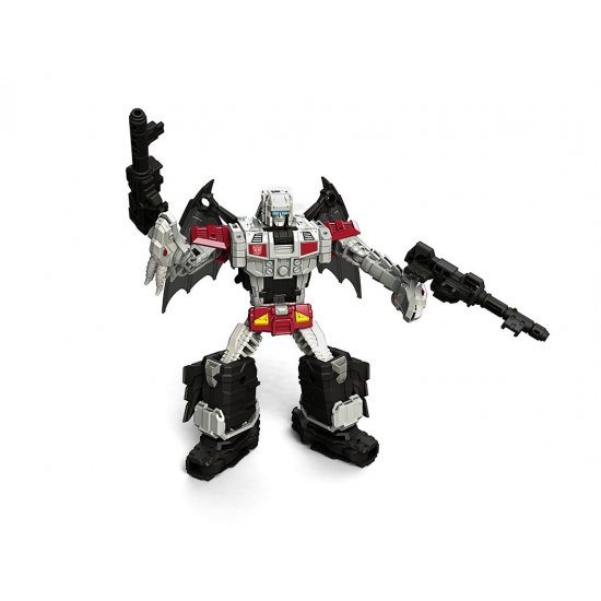Transformers Generations Titans Return - Autobot Twinferno & Daburu