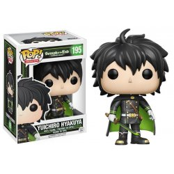 Seraph of the End POP! Animation Vinyl Figure Yuichiro Hyakuya 9 cm