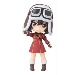 The Kotobuki Squadron in The Wilderness Figuarts mini Action Figure Kirie 9 cm