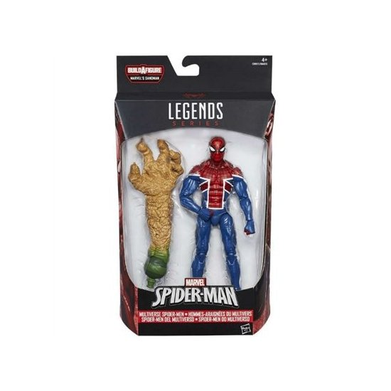 Marvel Legends: Amazing Spider-Man - Spider UK