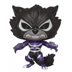 Marvel Venom POP! Marvel Vinyl Figure Rocket Raccoon 9 cm