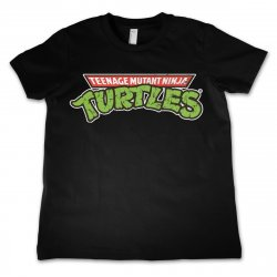 Teenage Mutant Ninja Turtles Classic Logo Kids T-Shirt