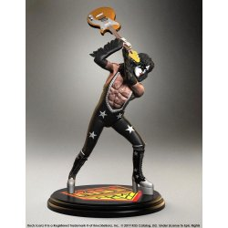 Kiss Rock Iconz Statue 1/9 The Starchild (ALIVE!) 20 cm