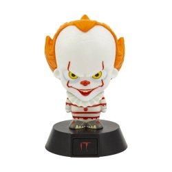 Stephen Kings It 2017 3D Icon Light Pennywise 10 cm