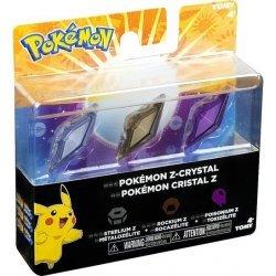 Pokemon: Z-Ring Steelium Z, Rockium Z & Poisonium Z Crystal