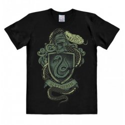 Harry Potter Slytherin Logo T-Shirt