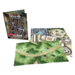 Dungeons & Dragons RPG Tactical Maps Reincarnated english