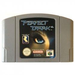 N64 - N64 – Perfect Dark -
