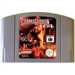 N64 – Carmageddon