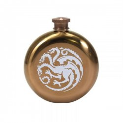 Game of Thrones Hip Flask Mother of Dragons