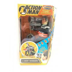 Action Man - Laser Mission