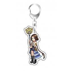 Dissidia Final Fantasy Acrylic Keychain Yuna