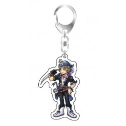 Dissidia Final Fantasy Acrylic Keychain Locke
