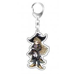 Dissidia Final Fantasy Acrylic Keychain Kuja