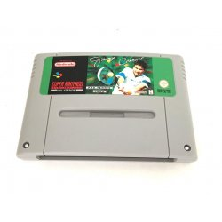 Super Nintendo - Jimmy Connors Pro Tennis Tour (Losse Cassette)