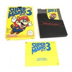 NES - Super Mario Bros. 3 (CIB)