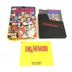 NES - Dr. Mario (CIB)